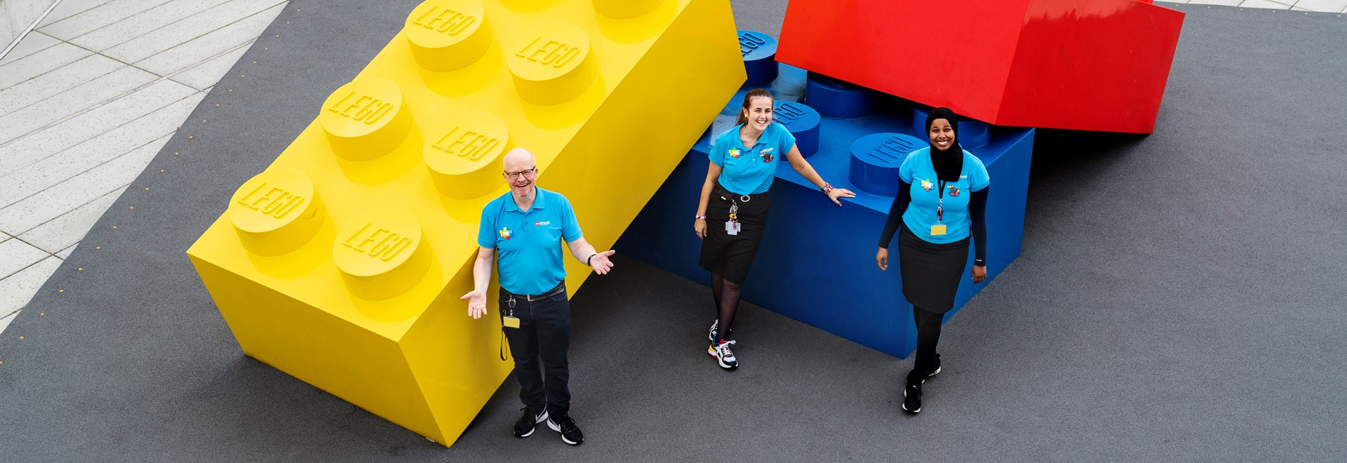 Bring your family to LEGO House - plan your visit here