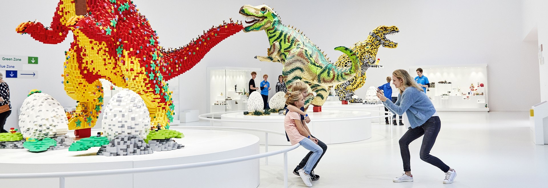 Plan your visit in LEGO House - see the opening calendar here