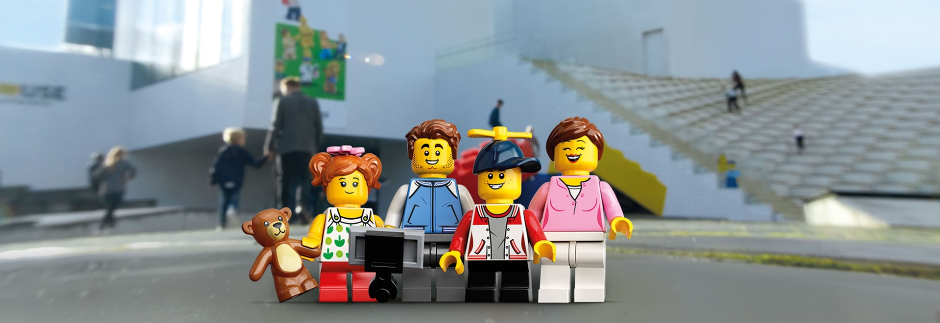 Buy an Annual Pass to LEGO House and come as often as you like