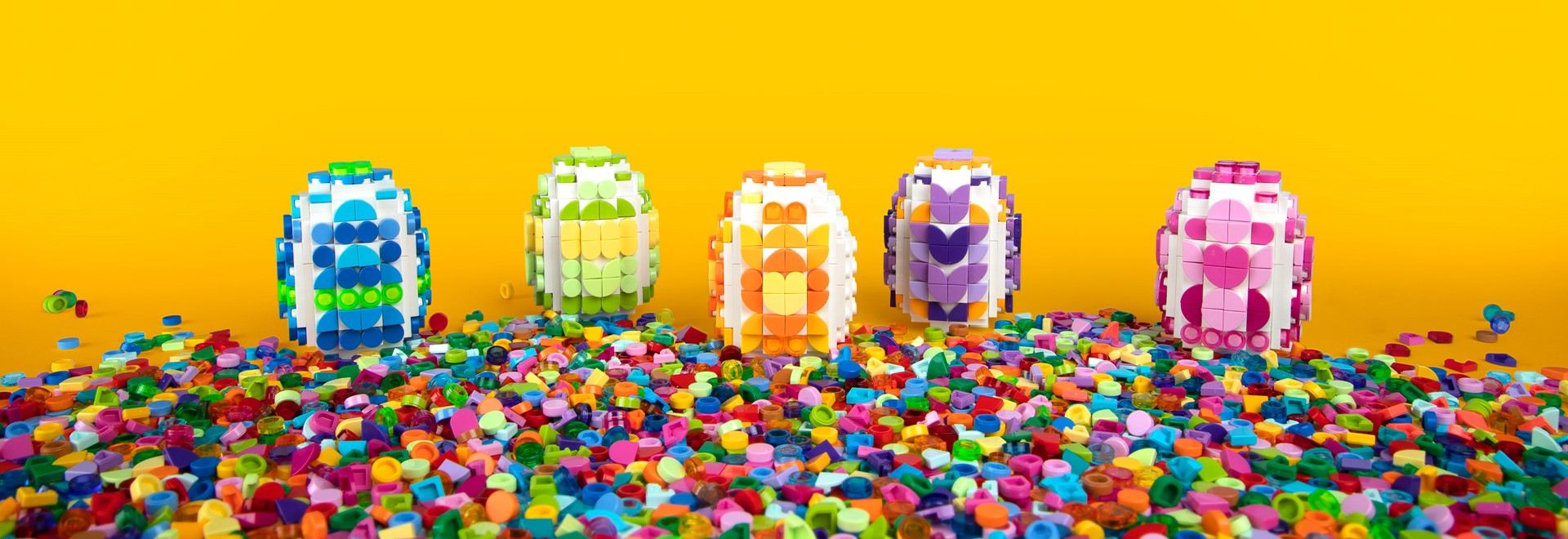 Easter in LEGO House
