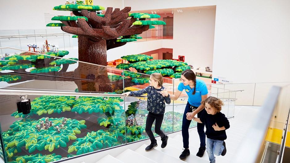 Lego House Press Release Tree Of Creativity