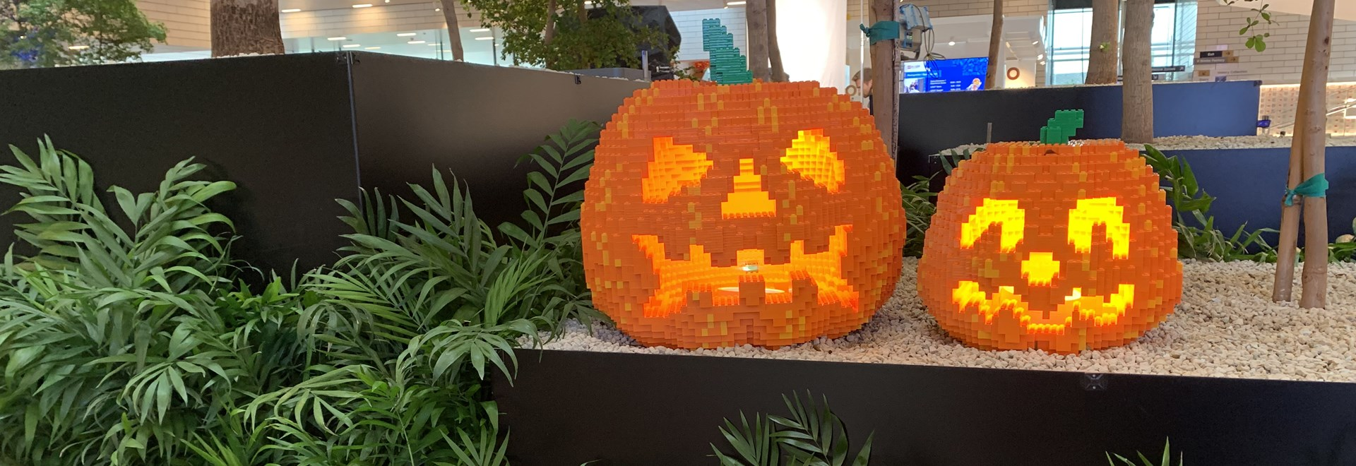 Join us for Halloween in LEGO House 9 oct. - 1 nov.